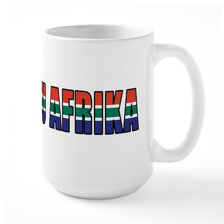 South Africa (Swazi) Large Mug