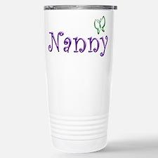Nanny Stainless Steel Travel Mug