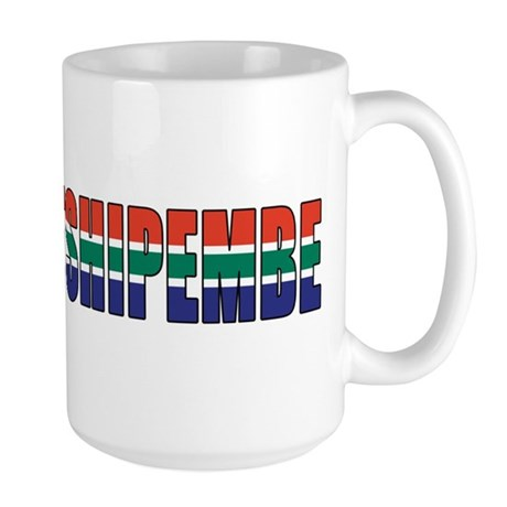 South Africa (Venda) Large Mug
