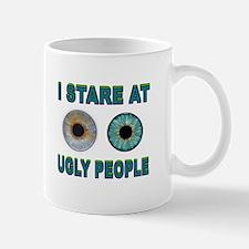 I'M STARING AT YOU Mug