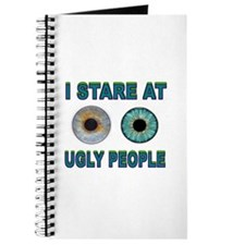 I'M STARING AT YOU Journal