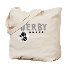 Cute Derby Tote Bag