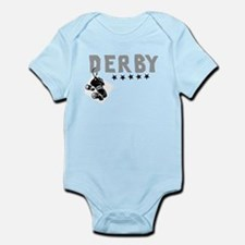 Cafepress derby design Body Suit
