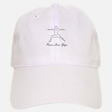 Peace Love Yoga Baseball Baseball Cap