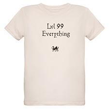 lvl 99 Everything T-Shirt