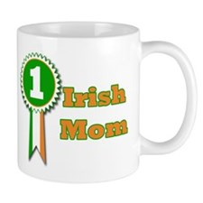 No. 1 Irish Mom Mug