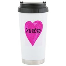 Cute Lover valentines Travel Mug