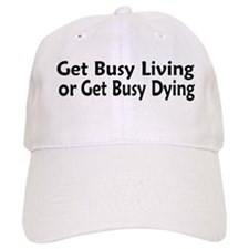 Favorite Shawshank Quote Baseball Cap