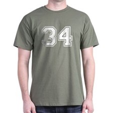 Dantes #34 Monte Cristo T-Shirt