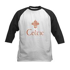 Orange Celtic Tee