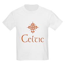 Orange Celtic T-Shirt