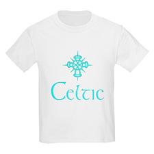 Aqua Celtic T-Shirt