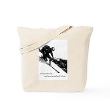 Cool Knee Tote Bag