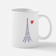 Paris in Love - Mug