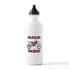 RideRed 08 Water Bottle