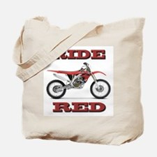 RideRed 08 Tote Bag
