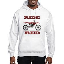 RideRed 08 Hoodie