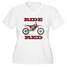 RideRed 08 T-Shirt