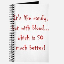 Candy With Blood Journal