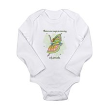 2~There is no magic in recove Long Sleeve Infant B
