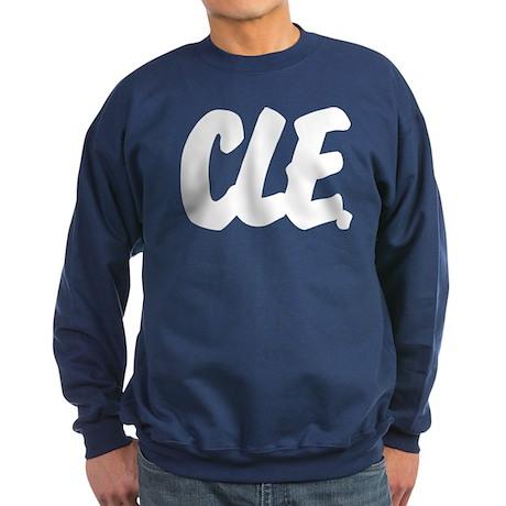 CLE Brushed Sweatshirt (dark)