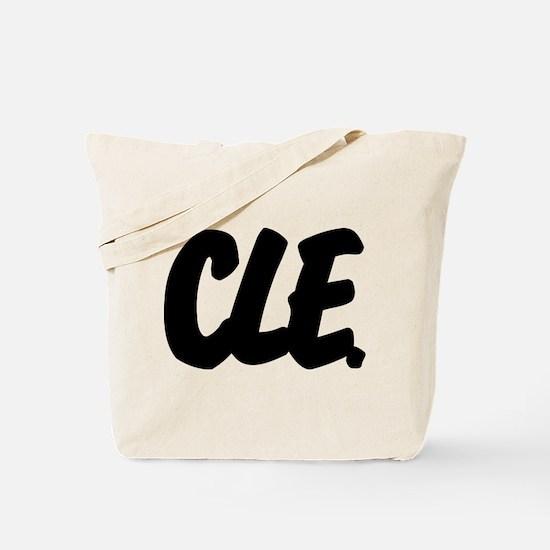 CLE Brushed Tote Bag