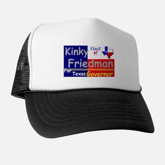 Kinky Trucker Hat