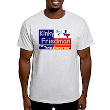 Kinky Ash Grey T-Shirt