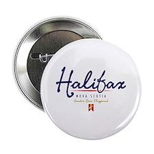 """Halifax Script 2.25"""" Button"""