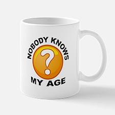 TAKE A GUESS Mug