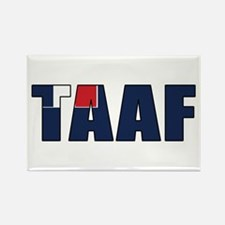 TAAF Rectangle Magnet