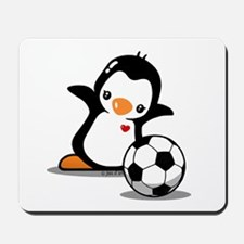 I Like Soccer Mousepad