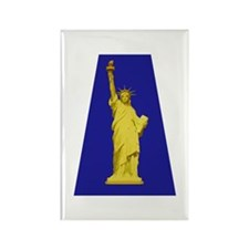 Statue of Liberty Rectangle Magnet (10 pack)