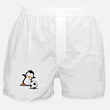 I Like Soccer Boxer Shorts