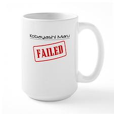 Kobayashi Maru (Failed) Mug
