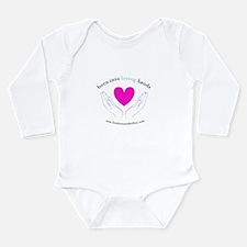 Loving Hands Long Sleeve Infant Bodysuit