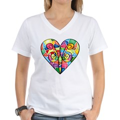 Colorful Heart Shirt