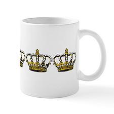 Royal Wedding Crown Mug