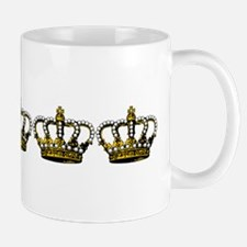 Royal Wedding Crown Mug
