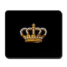 Royal Wedding Crown Mousepad