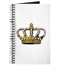 Royal Wedding Crown Journal