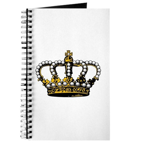 Royal Wedding Crown Journal