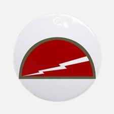 Jersey Lightning Ornament (Round)