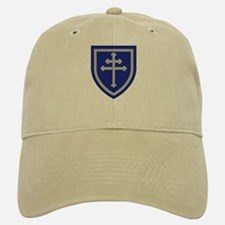 Cross of Lorraine Baseball Baseball Cap