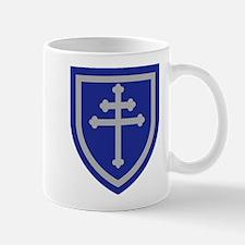 Cross of Lorraine Mug