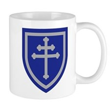 Cross of Lorraine Mug