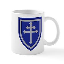 Cross of Lorraine Small Mug