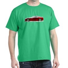 Snow Covered V8 Vantage T-Shirt