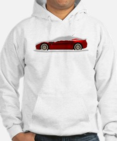Snow Covered V8 Vantage Hoodie