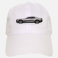 Snow Covered Camaro Baseball Baseball Cap